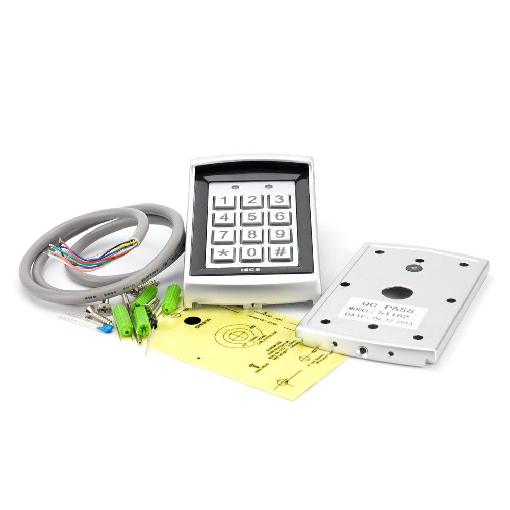 Controlador De Acesso C/ Leitor Proximidade E Senha St162 CS