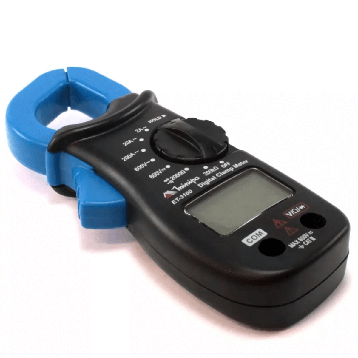 Kit Alicate Amp Et-3100 + Detector Tensão Ez Alert Ii Minipa