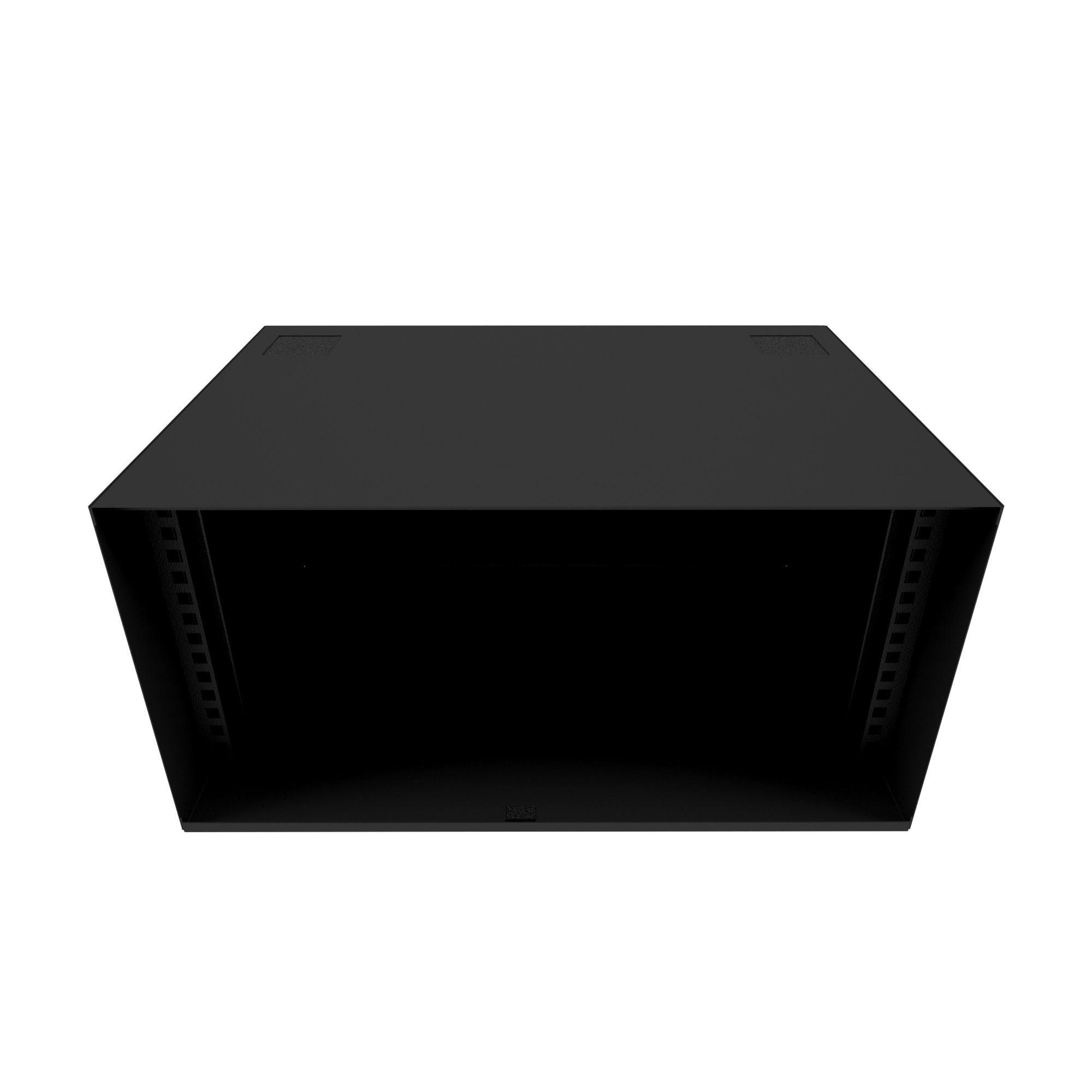 Mini Rack Organizador Padrão 19 5u Acrílico Onix