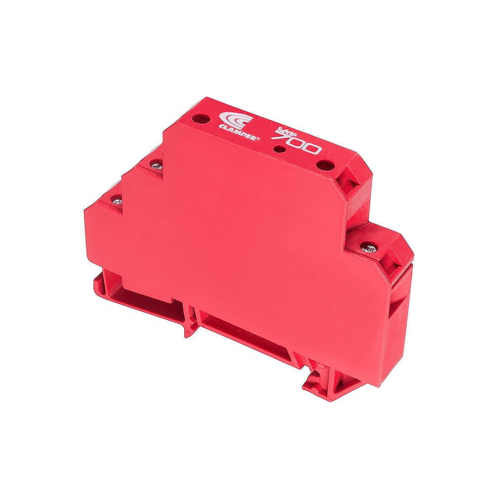 Protetor Surto Raios Dps Portão Eletrônico 7313 220v Clamper