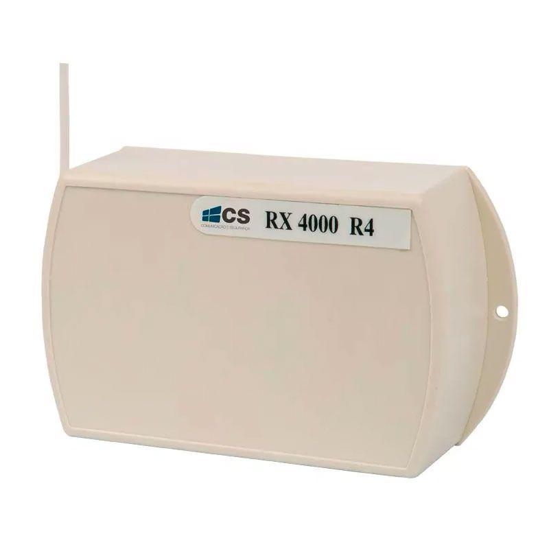 Receptor De Sinal 433 Mhz 4 Canais Learn. Code Rx4000 R4 Cs