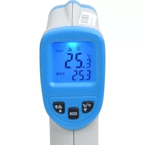 Termômetro Digital Infravermelho Mira Laser Mt-320a Minipa