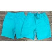 Bermuda Jeans com Elastano Infantil