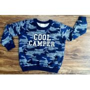 Blusa Camuflada Cool Camper
