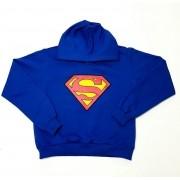 Blusa Moletom New Baby Super Homem