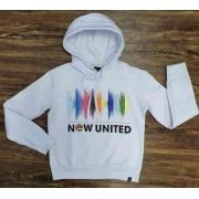 Blusa Moletom Now United Infantil