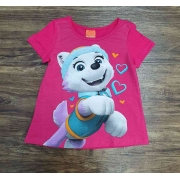 Camiseta Everest Patrulha Canina Infantil