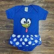 Body Galinha Pintadinha Infantil