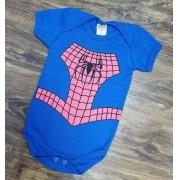 Body Homem Aranha Infantil