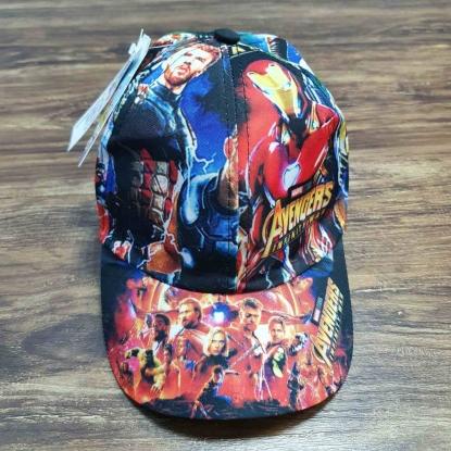 Boné Avengers Infantil
