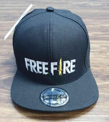 Boné Free Fire Infantil