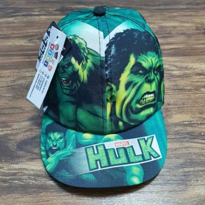 Boné Incrível Hulk 2 Infantil