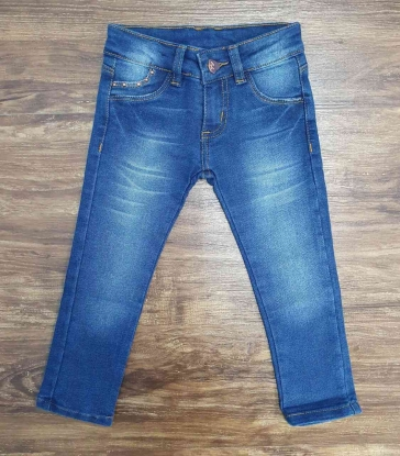 Calça Jeans Básica Infantil