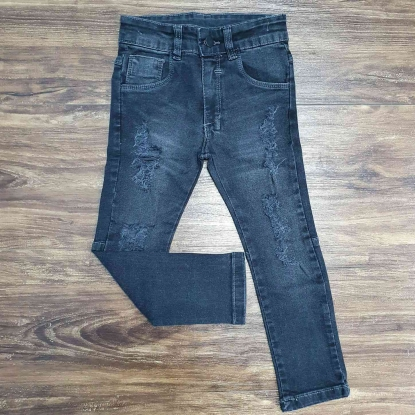 Calça Jeans Escura Infantil