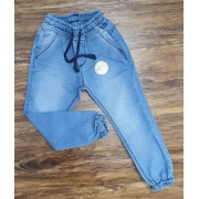 Calça Jogger Jeans Infantil