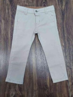 Calça Jeans Nude Infantil
