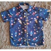 Camisa Astronauta Infantil