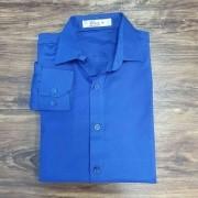 Camisa Azul Infantil