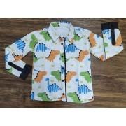 Camisa Dino Infantil