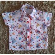 Camisa Dumbo Infantil