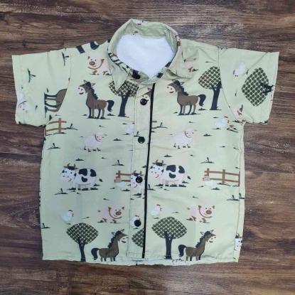 Camisa Fazendinha