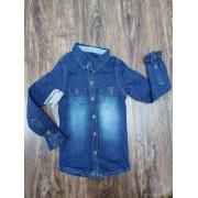 Camisa Jeans Infantil
