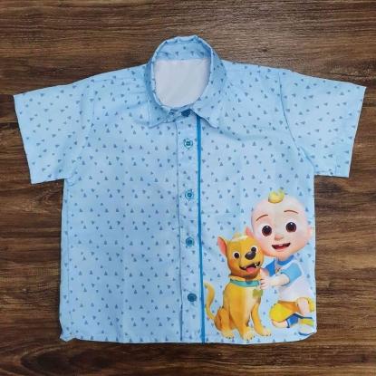 Camisa Joãozinho Little Angel Infantil