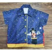 Camisa Mickey Mágico Infantil