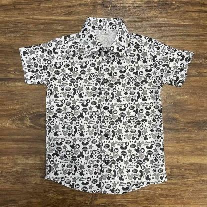 Camisa Mickey Mouse Infantil
