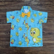 Camisa Pintinho Amarelinho Infantil