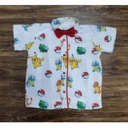 Camisa Pokémon Infantil