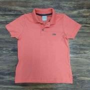 Camisa Polo Coral CRH Infantil