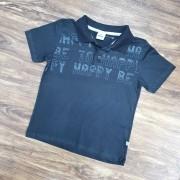 Camisa Polo Happy Infantil
