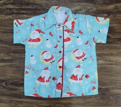 Camisa Polo Norte Infantil