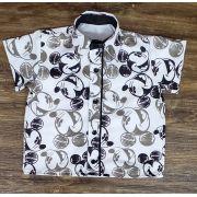 Camisa Mickey Opaca Infantil