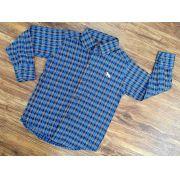 Camisa Social Xadrez Infantil