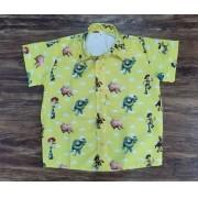Camisa Toy Story Infantil