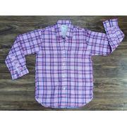 Camisa Xadrez Feminino Infantil