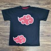 Camiseta Akatsuki Infantil