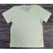 Camiseta Amarela Infantil
