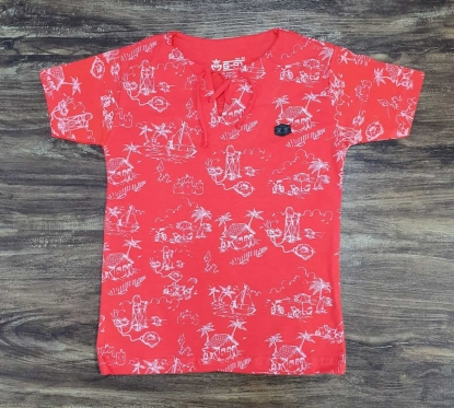 Camiseta Bata Infantil