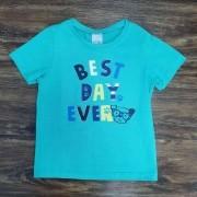 Camiseta Best Day Infantil