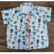 Camiseta Cocomelon Infantil