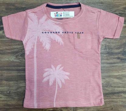 Camiseta Coqueiro Infantil