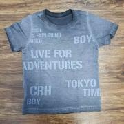Camiseta CRH Infantil