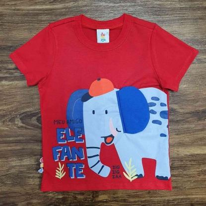 Camiseta Elefante Infantil
