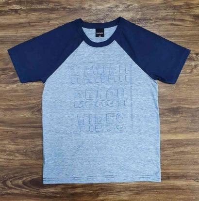 Camiseta Hawaii Beach Vibes Infantil