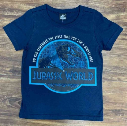 Camiseta Jurassic World Infantil