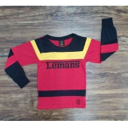 Camiseta Lemans Infantil