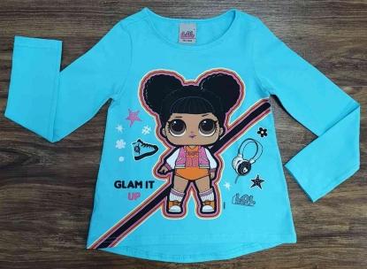 Camiseta Lol Glam It Up Infantil